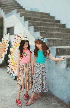 Allo Cotton Daloa Skirt (2C)