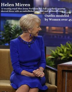 helen-mirren-red-2-premiere-leno-appearance-7-12-13-03 (67)Great Outfits for Women over 45 To See more outfits modeled by Women over 45 see: http://stillblondeafteralltheseyears.com/category/outfits-modeled-women-over-45/ #OutfitsModeledbyWomenover45 #fashionforWomenover45 #Helen Mirren