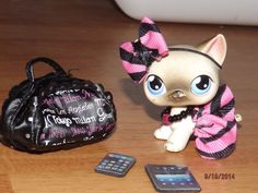 Littlest Pet Shop Clothes/Accessories~Custom Made~Hand made~LPS