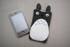 Tuto de housse de téléphone Totoro