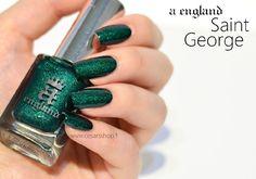 a-england- The Legend: SAINT GEORGE