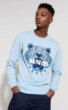 Sweatshirt Tigre for  Kenzo | Kenzo.com