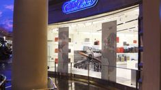 Retail Display Design – RIMOWA – Store Front Display Visual Display, Display Design, Rimowa, Retail, Store, Tent, Shop Local, Shops, Retail Merchandising