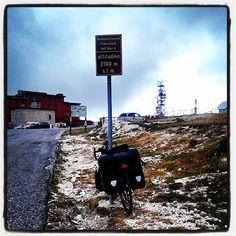 Campo Imperatore #cycletherapy #LaMiaBambina #passerellaBAMI