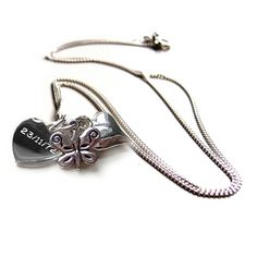 Aye Do Ltd - Butterfly Pendant (yd), £19.99 (http://www.ayedoweddings.co.uk/butterfly-pendant-yd/)