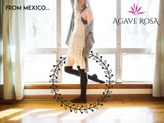 Yo amo mis mallas de Agave Rosa... www.agaverosa.com