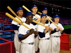 Old school Dodgers