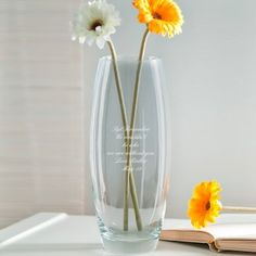 Personalised Butterflies and Flowers Bullet Vase :: Personalise this elegant gift today - Fast UK Despatch. Wedding Gifts For Families, Gifts For Family, Birthday Gifts For Grandma, Grandma Gifts, Personalized Mother's Day Gifts, Fabulous Birthday, Mothers Day Presents, Butterfly Design, Thank You Gifts