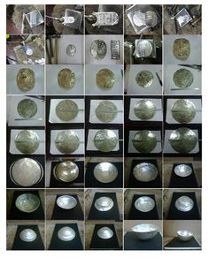 Sarah Pasley, How to make a fine silver bowl from an ingot.