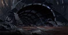 Clone Wars - Background by Scott Wills