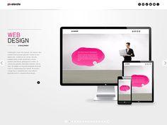 Pixelerate #Webdesign