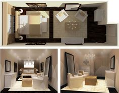 ask sc hotel chic bedroom steven and chris - Bedroom Furniture Arrangement Ideas