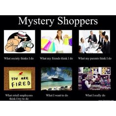 Secret Shopper Jobs