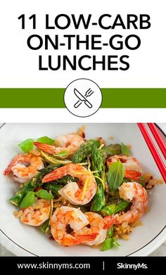 Too busy to plan your next meal? Let us help! Check out these 11 low-carb on-the-go lunches that will cure your hunger and satisfy your taste buds! Clean Eating Dinner, Clean Eating Recipes, Lunch Recipes, Low Carb Recipes, Dinner Recipes, Healthy Recipes, Skinny Recipes, Detox Recipes, Slow Cooker Recipes