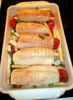 Fish Recipes, Low Carb Recipes, Swedish Recipes, Fish And Seafood, Lchf, Sushi, Nom Nom, Food Porn, Dessert Recipes