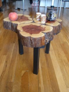 Cedar Coffee Table. $250.00, via Etsy.
