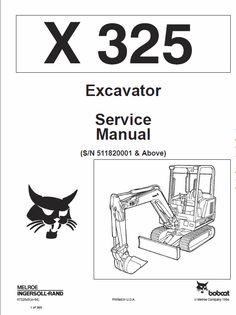 Pin on Bobcat Manuals