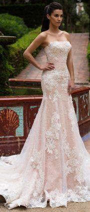 steven khalil inspired long sleeves lace wedding dress