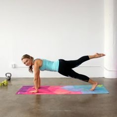 Total Body Pilates Flow