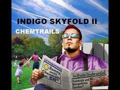 CHEMTRAILS WARNING: INDIGO SKYFOLD PHASE 2 JAN-21-2015