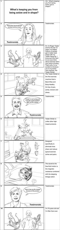 Storyboards by storyboard artist Cuong Huynh Got A Script? Iu0027ll - commercial storyboards