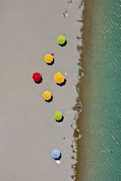 Parasols | by Klaus Leidorf.