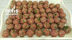 Fırında Misket Köfteli Türlü - Nefis Yemek Tarifleri Salsa, Ethnic Recipes, Food, Essen, Salsa Music, Meals, Yemek, Eten