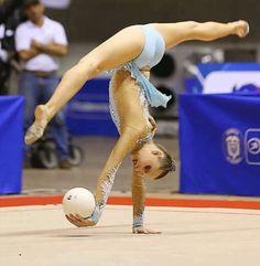 Melitina Staniouta (Belarus) /World Games 2013/Cali/Colombia.