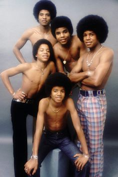 """Yes the Jackson 5 were mega popular on the Billboard chart. With numerous hits like """"The Love You Save,"""" """"I'll Be There"""" and """"Never Can Say Goodbye"""" it's disappointing to know they never received more than one nomination. Their sole Grammy nomination was in 1974 for """"ABC."""""""