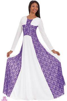 13841 Victorian Lace Praise Dress $50.92
