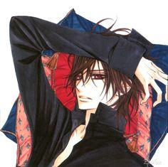 Matsuri Hino, Vampire Knight, Hino Matsuri Illustrations: Vampire Knight, Kaname Kuran