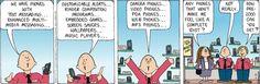 Cathy Comic Strip  for Oct/15/2014  on GoComics.com