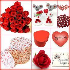 VALENTIN NAP  Ugye tudjátok hogy közeleg február 14. Valentin nap Mi időben szólunk és mutatjuk ajánlatunkat!  Végy egy alkalomhoz illő díszdobozt töltsd meg apró figyelmességgel és sok-sok szeretettel rejts el benne egy cuki szerelmes kerámia egérkét illatos piros rózsát vagy akár egy egész csokor vörös rózsát is tehetsz mellé válassz rá egy Valentin napi táblát feliratot és ha ez még mindig nem elég felturbózhatod szív alakú ékkövekkel!  Mindez egy kattintással elérhető webáruházunkban… Valentin Nap, Minion, Flowers, Love, Florals, Minions, Flower, Blossoms