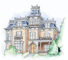 renaissance architecture characteristics   French Renaissance Architecture Characteristics
