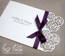 Lazer Cut Roses Paper Lace Wedding Invitation Ribbon by IrisPola Lazer Cut Wedding Invitations, Wedding Stationery, Wedding Cards, Wedding Gifts, Wedding Silhouette, Paper Lace, Creative Cards, Invitation Cards, Wedding Designs