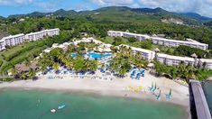 St James Morgan Bay St Lucia All Inclusive Beach Resort Cheapest All Inclusive Resorts, Cheap All Inclusive, Caribbean Vacations, Vacation Resorts, Vacation Spots, St Lucia All Inclusive, St Lucia Resorts, Great Vacations, Places To Go