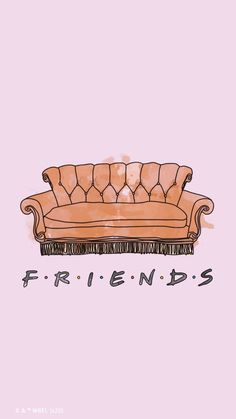 Friends Tv Show, Friends Tv Quotes, Friends Scenes, Best Friends, Iphone Background Wallpaper, Aesthetic Iphone Wallpaper, Starbucks Logo, Girly Drawings, Drawing Quotes