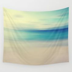 Beach Wall Tapestry by ALLY COXON - $39.00