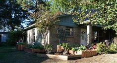 Corrugated Steel Raised Garden Beds