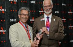 Iranian scientist Professor Nader Engheta has won the Gold Medal Award of International Society for Optics and Photonics (SPIE). http://realiran.org/iranian-scientist-wins-2015-spie-gold-medal/