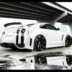 Phenomenal Nissan GT-R