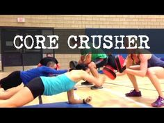 Core Crusher - Partner Workouts - YouTube