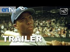 Here is the first trailer for '42' the Jackie Robinson story, starring Chadwick Boseman and Nicole Beharie.