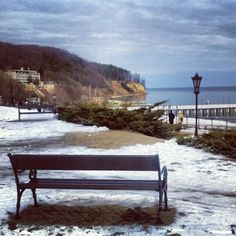 Igers Gdansk • … and meanwhile in #Gdynia #zima #winter...