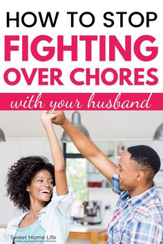 Feel like you're the only one doing things around the house? Check out these tips on how to end the chore wars and get help with housework.