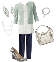 """""""Winterfresh"""" by themommylama ❤ liked on Polyvore"""