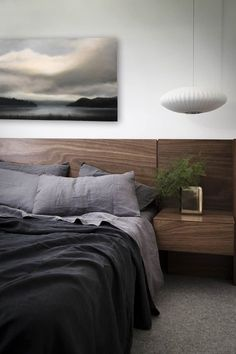 Future Home Interior Linen flat sheet with border interior design.Future Home Interior Linen flat sheet with border interior design Bedroom Inspo, Home Bedroom, Bedroom Decor, Bedroom Furniture, Bedroom Inspiration, Interior Inspiration, Bedroom Colors, Design Inspiration, Design Ideas