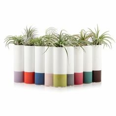 Simple & colorful ceramic vases for around the house or one big display. From SF MOMA Store. #methodholidayhappy