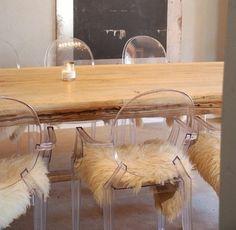 BrightNest | Trend Spotting for 2013: Ghost Furniture