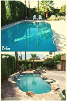 33 best Swimming Pool Remodeling images in 2012 | Pool remodel ...